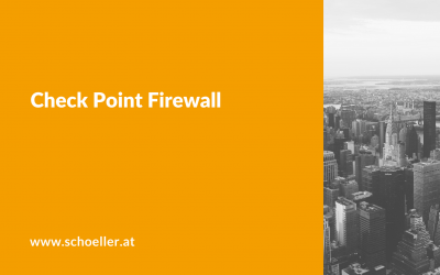 Check Point Firewall